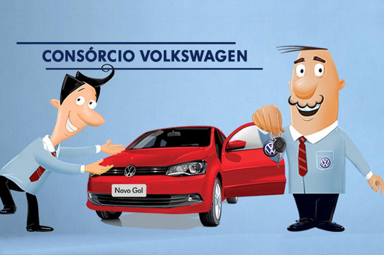 Consórcios - Petromol - Volkswagen