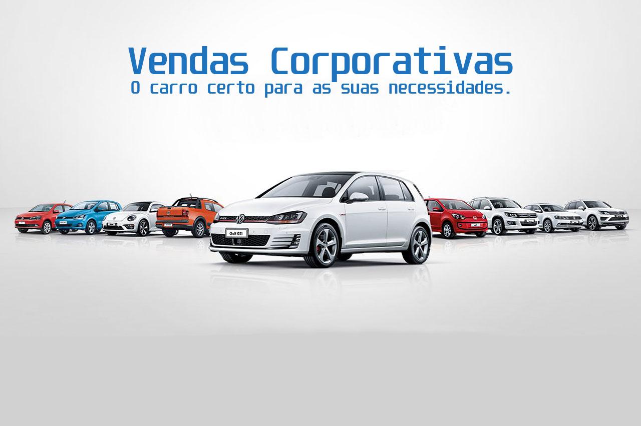 Vendas Corporativas - Petromol - Volkswagen